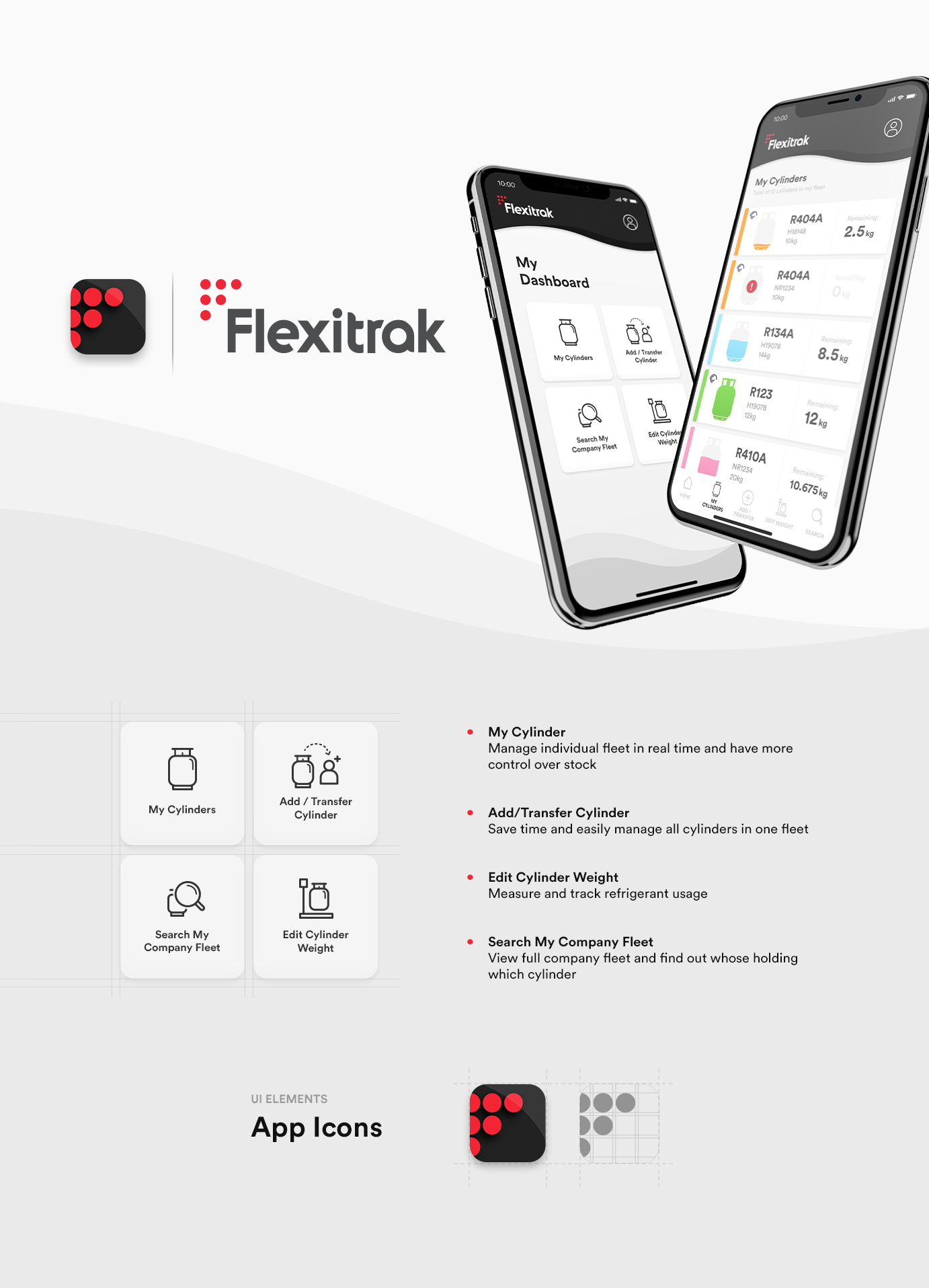 Flexitrak – Mobile
